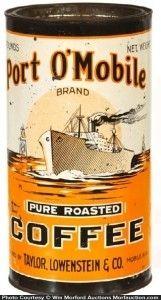 Port O'Mobile Coffeee