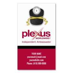 Plexus Slim Business Cards for Ambassadors created by thepinkdrink. This design is available on several paper types and is totally customizable. Business Card Displays, Plexus Slim, Custom Business Cards, Plexus Products, Healthy Living, Fitness, Healthy Life, Healthy Lifestyle
