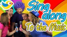 """Get singing """"to the music"""" with this singalong version :)"""