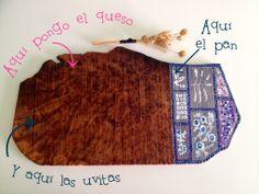 Handmade cheeseboar from Morocco, painted by a spanish artist #mwezimarket #cheeseboard #perfectpresent #present #handmade #wood #cheese #wood #morocco #deco #homestyle myorder@mwezimarket.com