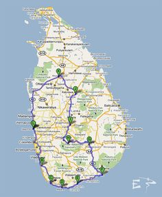 Circuit de 12 jours au Sri Lanka avec enfant