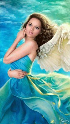 Belle image ... Ange
