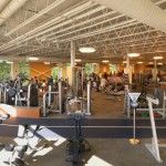 Love the ACAC downtown Charlottesville gym and spa.