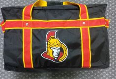 Custom Coaches bag for Mississauga Senators hockey club by GSW Hockey Bags, Coaches, Coach Bags, Diaper Bag, Club, Stuff To Buy, Trainers, Workout Trainer, Mothers Bag