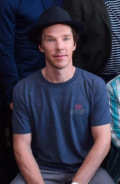 Ben looking adorable as ever #SDCC2016 #BenedictCumberbatch #Sherlock…