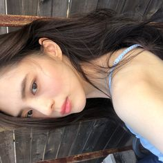 something special ♡ Korean Beauty, Asian Beauty, Petty Girl, Kawaii Hairstyles, Ulzzang Korean Girl, Cute Poses, Cute Girl Photo, Model Face, Natural Makeup Looks