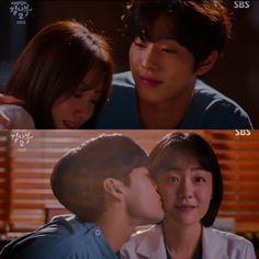 Kdrama, Ahn Hyo Seop, Romantic Doctor, Kim Min, Chemistry, Korean, Teacher, Celebs, Movie Posters