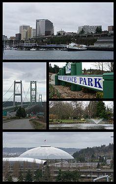 Creating Really Awesome Free Trips: Tacoma, WA |