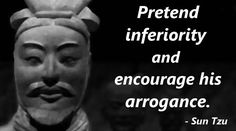 Sun Tzu was a Chinese general, military strategist and philosopher who lived from to In his famous book 'The Art of War' he goes in to detail on how he achieve such military success, Art Of War Quotes, Work Quotes, Wisdom Quotes, Great Quotes, Life Quotes, Samurai Quotes, Mma Gear, Philosophical Quotes, Chinese Quotes