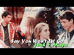 Yes they won't let go of each other because their love is true love Joshaya Josh & Maya forever & always