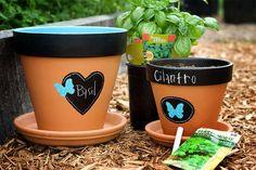 Mother's Day DIY Ideas | Fun creative DIY pots for garden or gifts