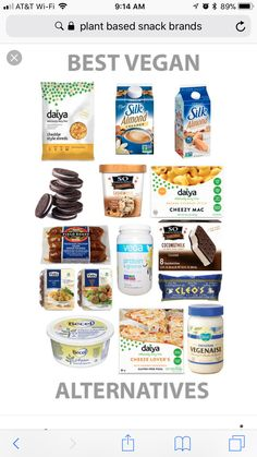 Vegan Food Brands, Snack Brands, Plant Based Snacks, Cheddar, Almond, Protein, Vegan Recipes, Breakfast, Health