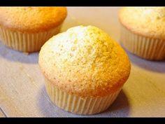 Recette de gâteaux moelleux aux amandes Sweet almond cakes recipe - YouTube