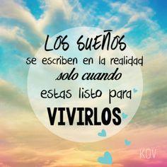 Ya as planeado de la manera e deseas vivir. Words Quotes, Slogan, Thoughts, Google, Website, Truths, Happy, Qoutes Of Life, Powerful Quotes