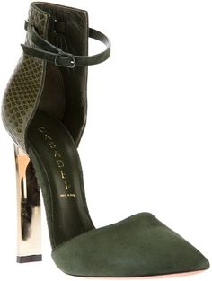 Casadei....I'm really falling in love with this silhouette