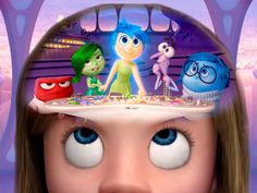 ''Tripledental '' Inside Out, Pixar Disney Inside Out, Inside Out Riley, Movie Inside Out, Emotions Preschool, Inside Out Characters, Film D'animation, About Time Movie, Disney Wallpaper, Iphone Wallpaper