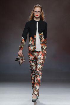 Ana Locking - Madrid Fashion Week AW 13/14