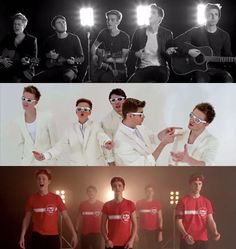 Youtube Boyband :) I would love it if this was a real band, but I would miss them as my YouTubers