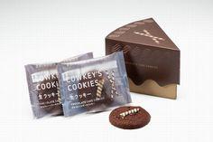 cowkey's #cookies #packaging