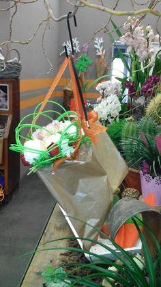 Borsetta per bouquet
