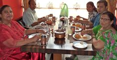 Sunil D'Souza celebrating Jacintha D'Souza's birthday at The Golconda Bowl - Bandra (W)