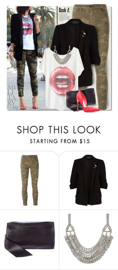 """""""Fashionista Style"""" by breathing-style ❤ liked on Polyvore featuring J Brand, River Island and Diane Von Furstenberg"""