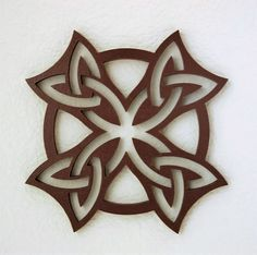 Trivet #1; inspired by Pinterest, modified by me. Bernie Bohl