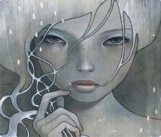 artiste image Audrey Kawasaki