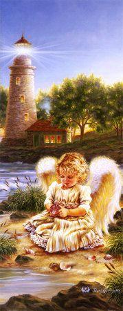 Angel - By: Dona Gelsinger - Artist