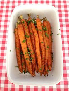 Ook het lekkerste recept voor wortel maak je natuurlijk gewoon zelf klaar. Bereid dit recept voor wortel uit de oven en je wilt nooit meer anders!