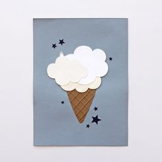 Image of Clouds ice cream