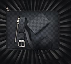 The classic Louis Vuitton Damier Canvas was the result of a creative spark  between father and son in 1888 . Pay tribute to a father s Love with  Father s ... 3c04616bb22