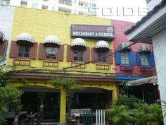 Govinda restaurant in Bangkok.
