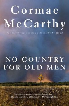 no country for old men book - Google Search