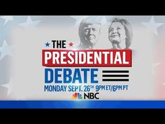 Presidential Debate 2016 live stream free (TV Channel, Start time tonight, Fox, CNN, ABC, MSNBC, Univision): Watch Donald Trump vs Hillary Clinton online | Christian News on Christian Today