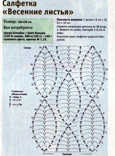 beautiful crochet pattern