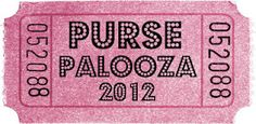 Purse Palooza 2012 handbag sewing event with lots of giveaways and prizes!