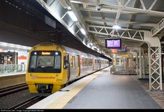 RailPictures.Net Photo: 244 Queensland Rail SMU at Brisbane, Queensland, Australia by Martin Bennet
