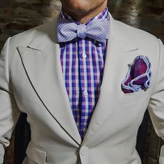 One of our top sellers: Chameleon with Lilac Blue Signature Border. Be Bold™