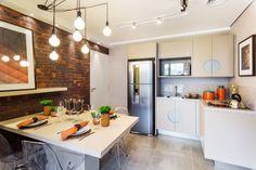 Décor do dia: cozinha urbana e atual