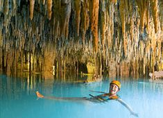Riviera Maya, Mexico  Total for 2 people, 5 nights: $1,875  Average Hotel Rate: $173  Average Airfare: $505  Why it's worth visiting: This region just south of Cancun is known for its powdery white beaches and calm, clear waters. Resorts line the coast, with all-inclusive deals being a popular option