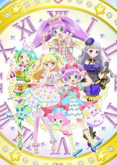 Anunciado el Anime Idol Time Pripara que se estrenará en abril del 2017.