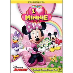Mickey Mouse Clubhouse: I Heart Minnie - 2-Disc Set | Animation | Disney Store