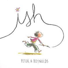 """Ish"" is a book that teaches children to be confident in themselves and not worry about what others think."