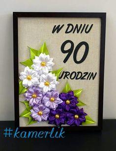 Www.facebook.com/wislakamerlik #kamerlik #kanzashi #flowers