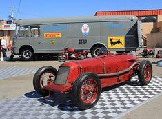 1928 Maseratis Tipo 26B