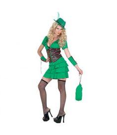 Robin Hood στολή ενηλίκων γυναικεία