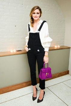 Frankly I'm so sick of Olivia Palermo I could puke! But I do love this outfit.