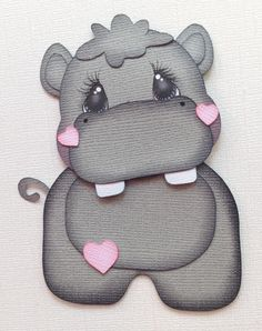 Paper hipopótamo