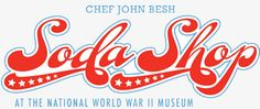 Soda Shop in The National WWII Museum in New Orleans, La